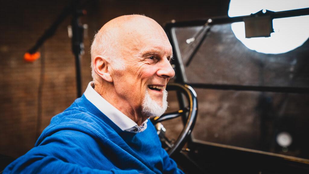 Oud Goud deelnemer Jan van Rossen
